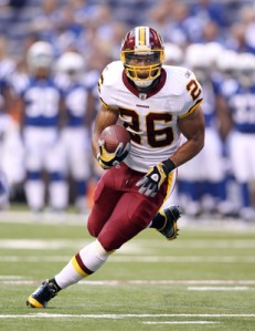 Washington Redskins v Indianapolis Colts