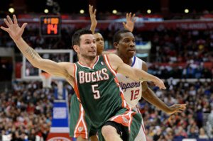 Two of our top Sleepers: JJ Redick and Eric Bledsoe