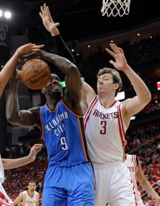 Two of our top Busts: Serge Ibaka and Omer Asik