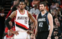 #1 and #2 Power Forwards: Kevin Love and LaMarcus Aldridge