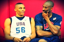 Two of our top Injured Players to take risk on: Kobe Bryant and Russell Westbrook