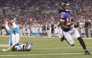 Carolina Panthers v Baltimore Ravens