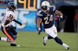 Ryan Mathews, Charles Tillman