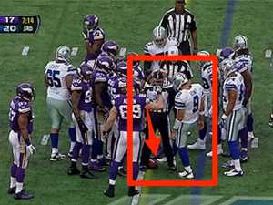 tony-romo-tried-to-kick-the-ball-over-the-first-down-line-when-the-refs-werent-looking