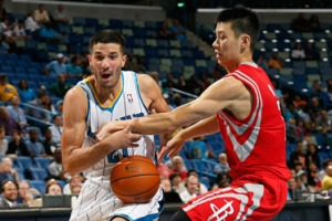 Greivis+Vasquez+Houston+Rockets-